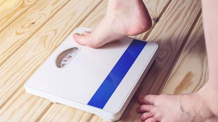 体重管理に役立つ