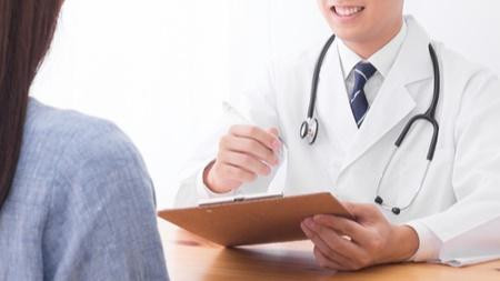 症状がひどいときは医師の診察を受けること