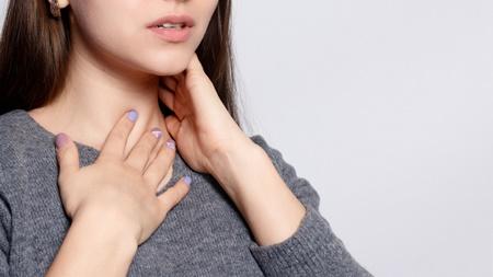 妊娠初期の息苦しさの症状について