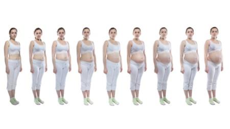 妊娠中の体重増加の目安について