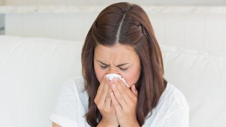 腹圧(くしゃみや咳など)が原因の腹痛