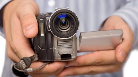 カメラやビデオは許可を取る