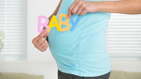 胎動は赤ちゃんからお母さんへのメッセージ
