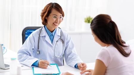 早めに産婦人科を受診するという手も