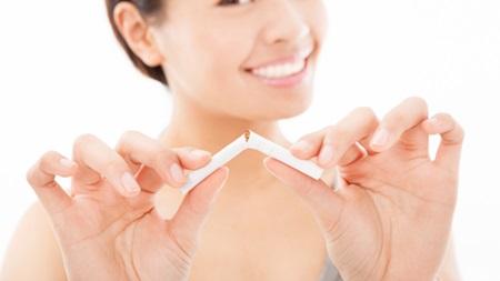 禁煙で卵子や精子の質を上げる
