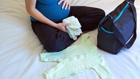 里帰り出産の準備