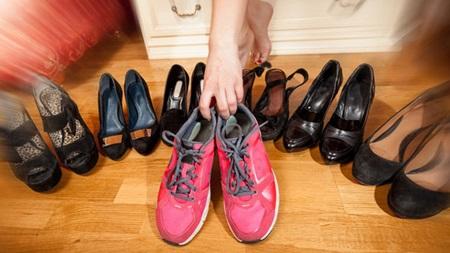 服装、靴を気を付けよう