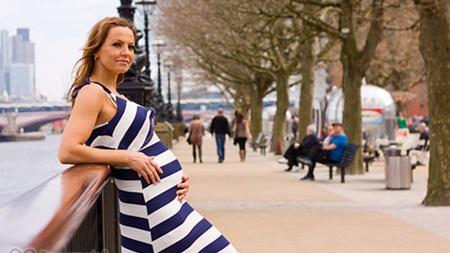 妊娠後期の散歩・ウォーキング