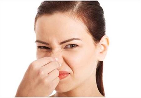 匂いによるつわり症状