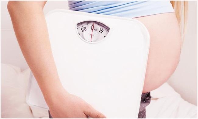 体重の急激な増加に警告!妊婦が知るべき14の体重管理方法