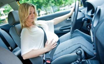 妊娠中に妊婦が車を運転する時に知っておきたいこと いつまでいいの?