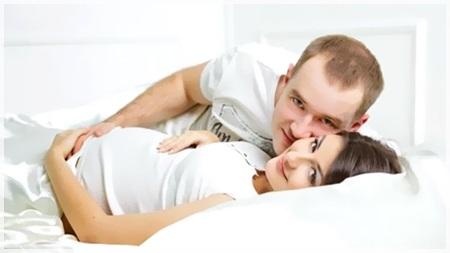 妊娠初期、中期、後期の性行為について03