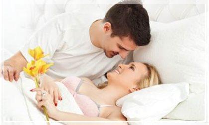 性行為のタイミング
