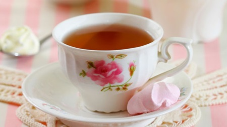 香り豊かな紅茶