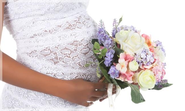 妊娠発覚!妊婦の結婚式はどうする?ふたりで決める「でき婚結婚式」 - 臨月の過ごし方、出産前入院準備にやるべきこと