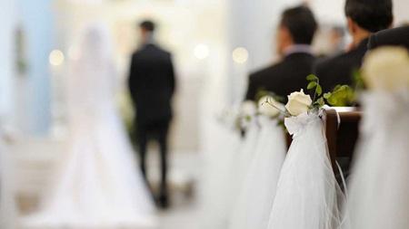 妊娠中の結婚式について