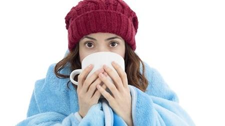 カフェインは身体の冷えを促進させる