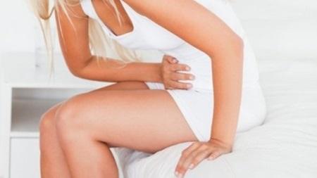 妊娠11週便秘による腹痛