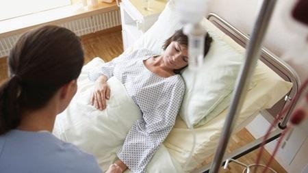 突然の出血24時間点滴 切迫流産