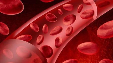 血流の変化による貧血