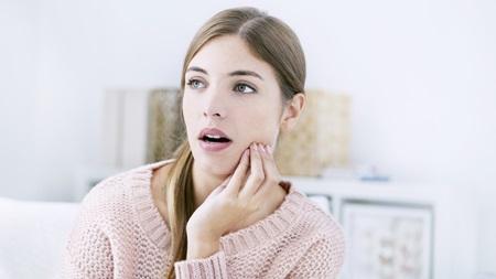 カルシウムが不足して歯が痛むことも