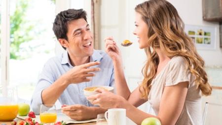 規則正しい生活と食事