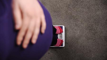 体重が増加しがちな時期