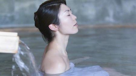 温泉のリラックス効果