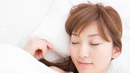 眠るときの注意点
