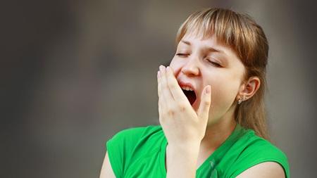 妊娠中期の眠気