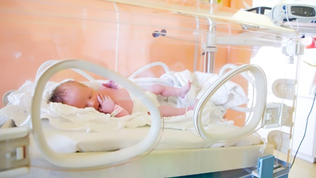 早産の原因と産後の赤ちゃん