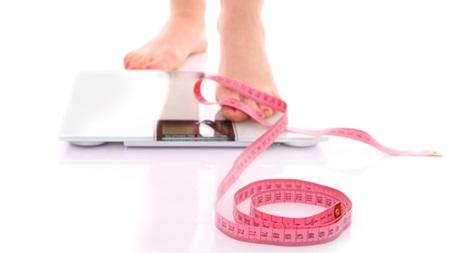 体重の増加には注意が必要