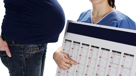 最終月経歴の出産予定日の算出法