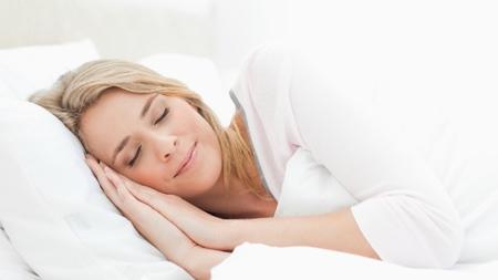 睡眠はしっかりととる