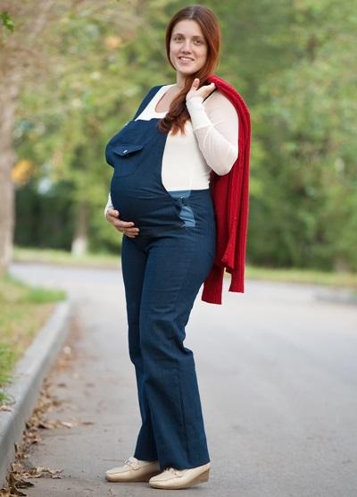 妊娠中期~後期