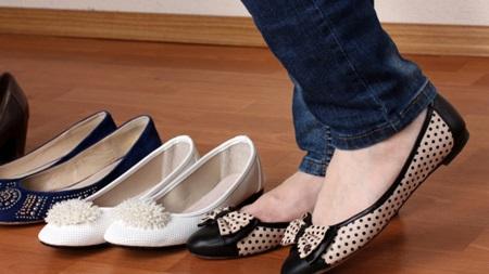 履きやすい靴(妊娠中期~後期)