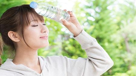 水分の減少