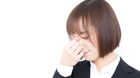 自律神経の影響