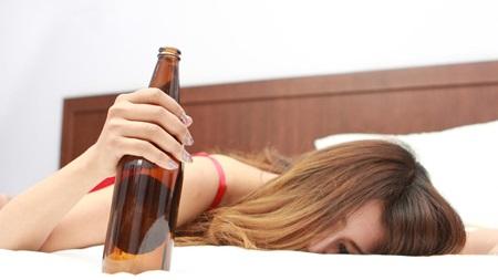 飲酒の量に注意