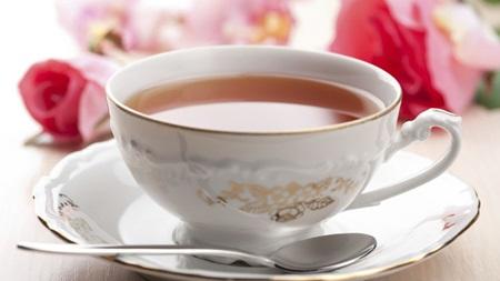 紅茶にもカフェイン