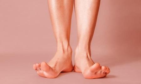 足首の体操