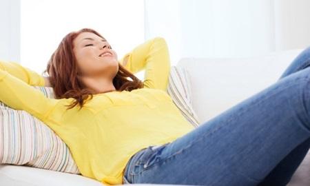 妊娠超初期症状が出たらまず安静