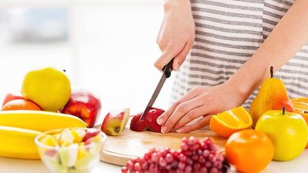 旬の果物でビタミンを補給