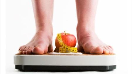 体重の変化を記録しましょう