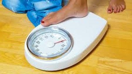 体重の急増に注意!