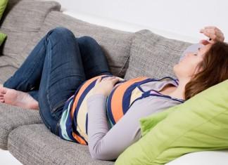 妊娠後期の吐き気について知っておきたいこと