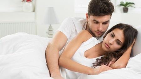 性行為の減少